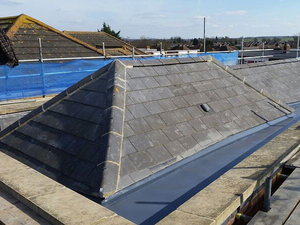 Flat Roofing John Williams Company Limited
